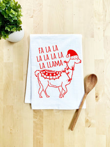 Hand Screen Printed Dish Towel