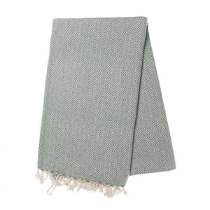 Sea Green Diamond - Turkish Towel