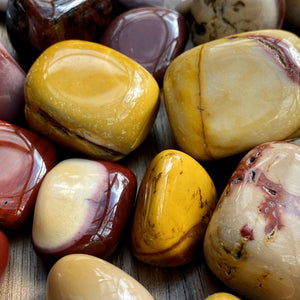 Beautiful Earthy Colors Stones