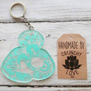 Baby Feeding Key chain