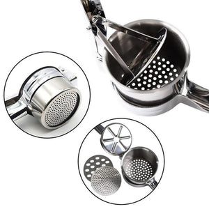 Stainless Steel Masher- Kitchen Tools