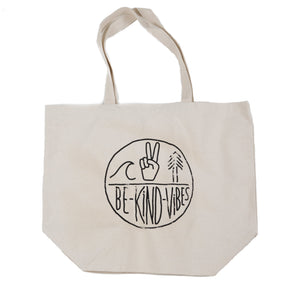Be-Kind-Vibes Tote Bag