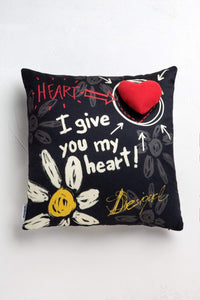 I Give You My Heart Pillow