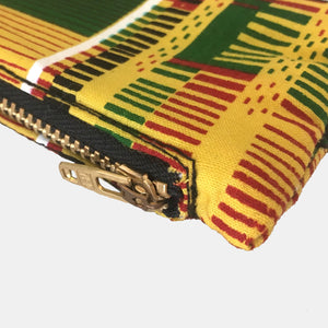 Hand Crafted Exotic African Motifs Wallet