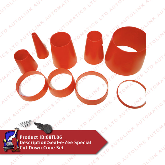 Seal-e-Zee Special Cut Down Cone Set