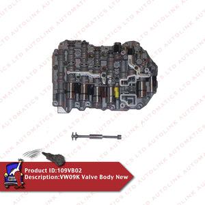 VW09K Valve Body New