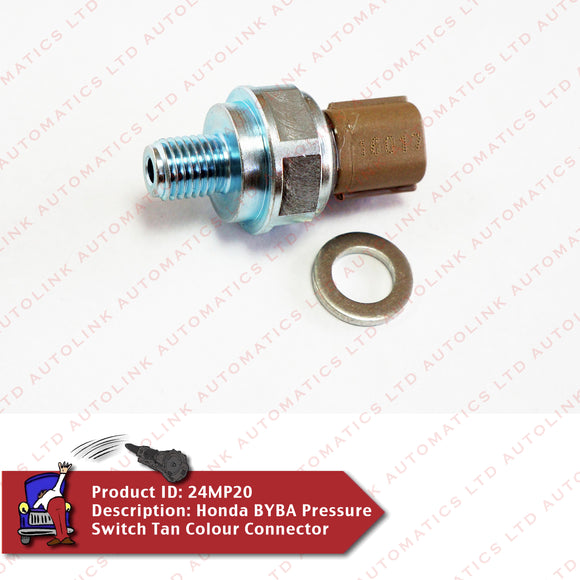 Honda BYBA Pressure Switch Tan Colour Connector