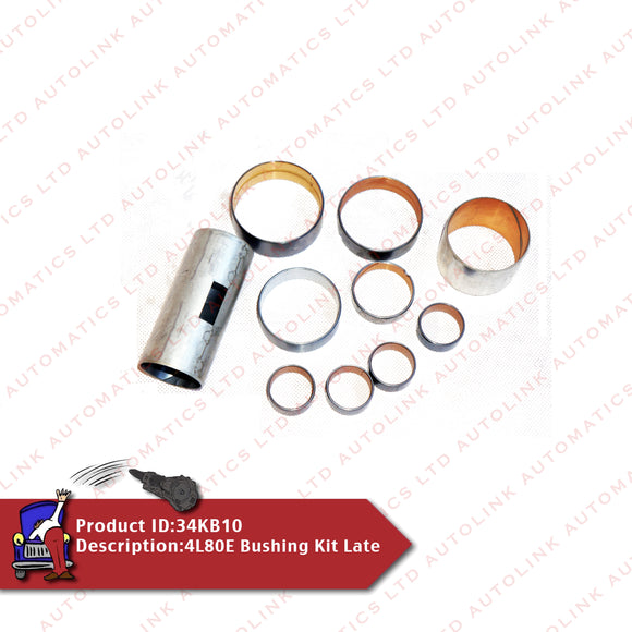 4L80E Bushing Kit Late