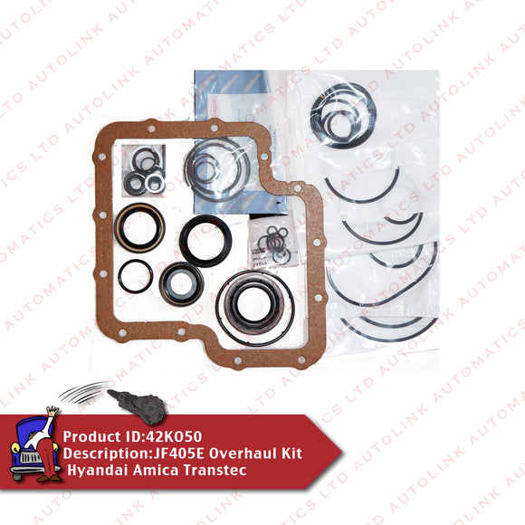 JF405E Overhaul Kit Hyandai Amica Transtec
