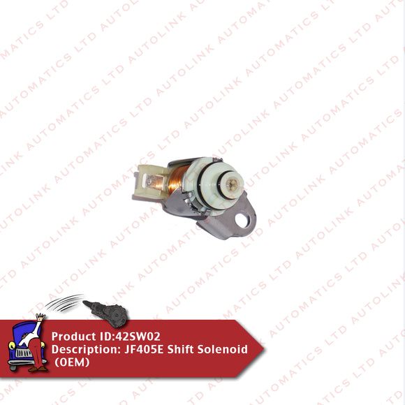 JF405E Shift Solenoid (OEM)