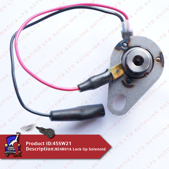 RE4R01A Lock Up Solenoid