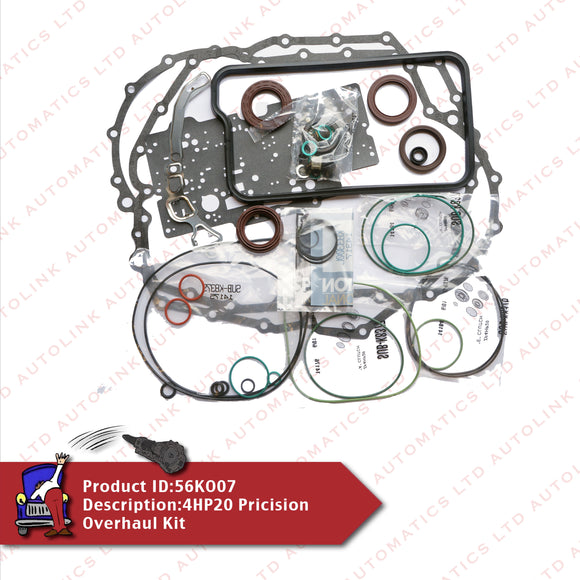 4HP20 Pricision Overhaul Kit