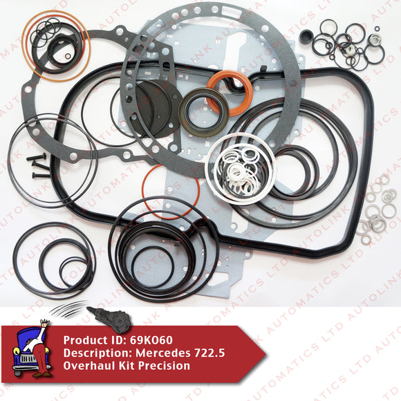 Mercedes 722.5 Overhaul Kit Precision