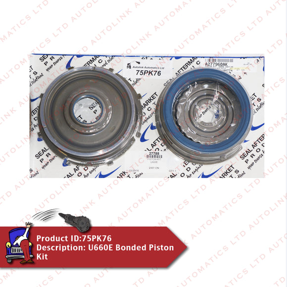 U660E Bonded Piston Kit