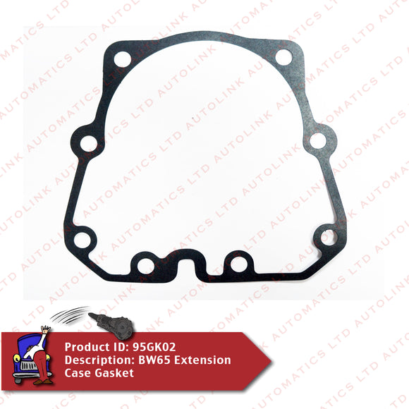 BW65 Extension Case Gasket
