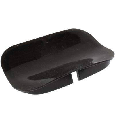Universal Mobile Phone Car Rubber Smart Non-slip Stand Holder - Black