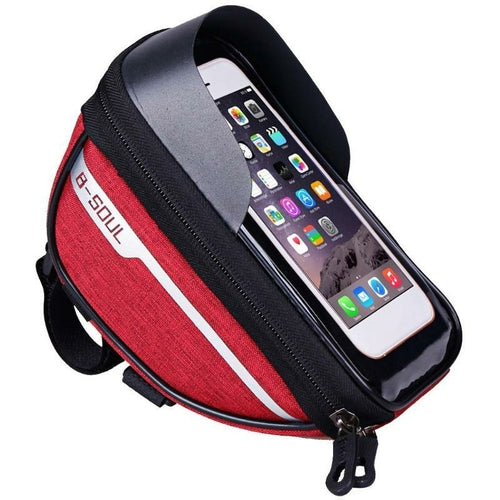 gadgets, bicycle bag