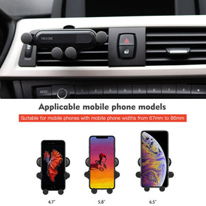 Universal Car Mount Holder Gravity Bracket For