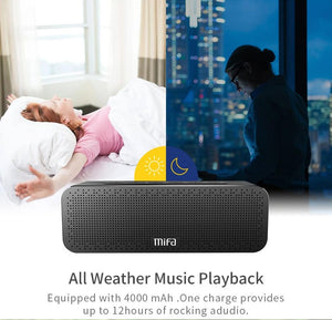 Portable Bluetooth Speaker Wireless Stereo Sound Boombox Speakers with