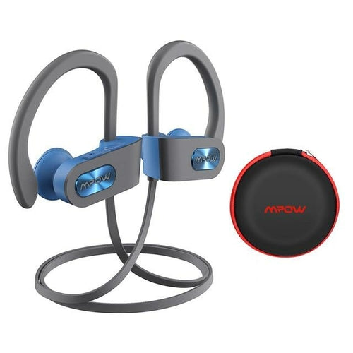 Original Mpow Flame Bluetooth Headphones HiFi Stereo Wireless Earbuds