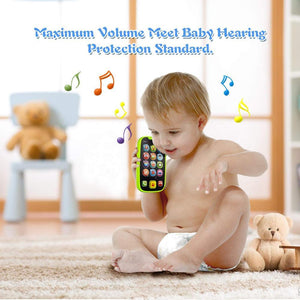 LED Baby Educational Toys