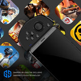 Bluetooth Wireless Mobile Game Controller Gaming Touch Roller