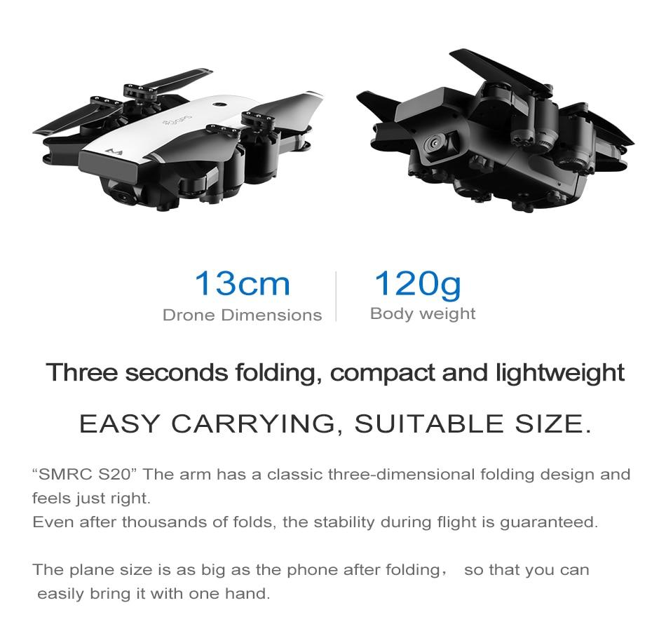 3D RC WiFi Racing Drone with 1080P HD Wide Angle Camera