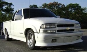 2001 S10 with 1991 LS1