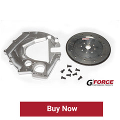 G Force Cummins transmission adapter kits and components