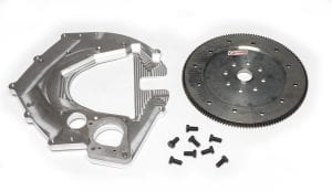 GF-A-S 1989-2002 Cummins to Allison adapter kit with flexplate, bellhousing adapter plate and mounting bolts