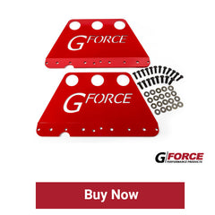 Get G Force Engine Lift Plates and othe accessories