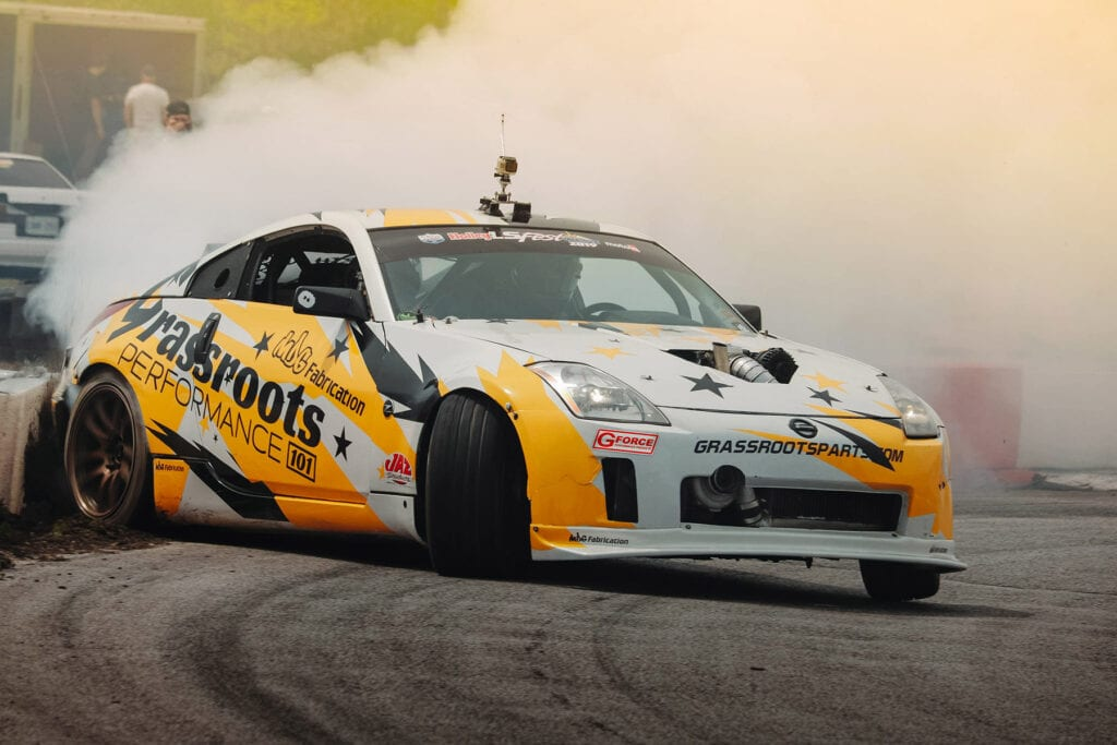 what is a 350z ls swap