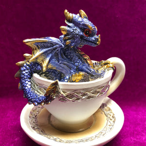 Open image in slideshow, Dragons In A Tea Cup