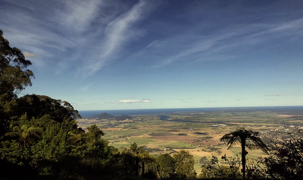Cambewerra mountain lookout, Illawarra, New South Wales, Australia