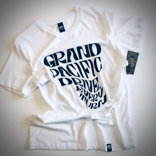 Grand Pacific Customs - The Every Turn Tee