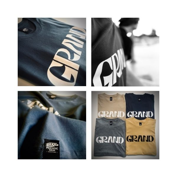 Grand Pacific Customs - The Grand Tee