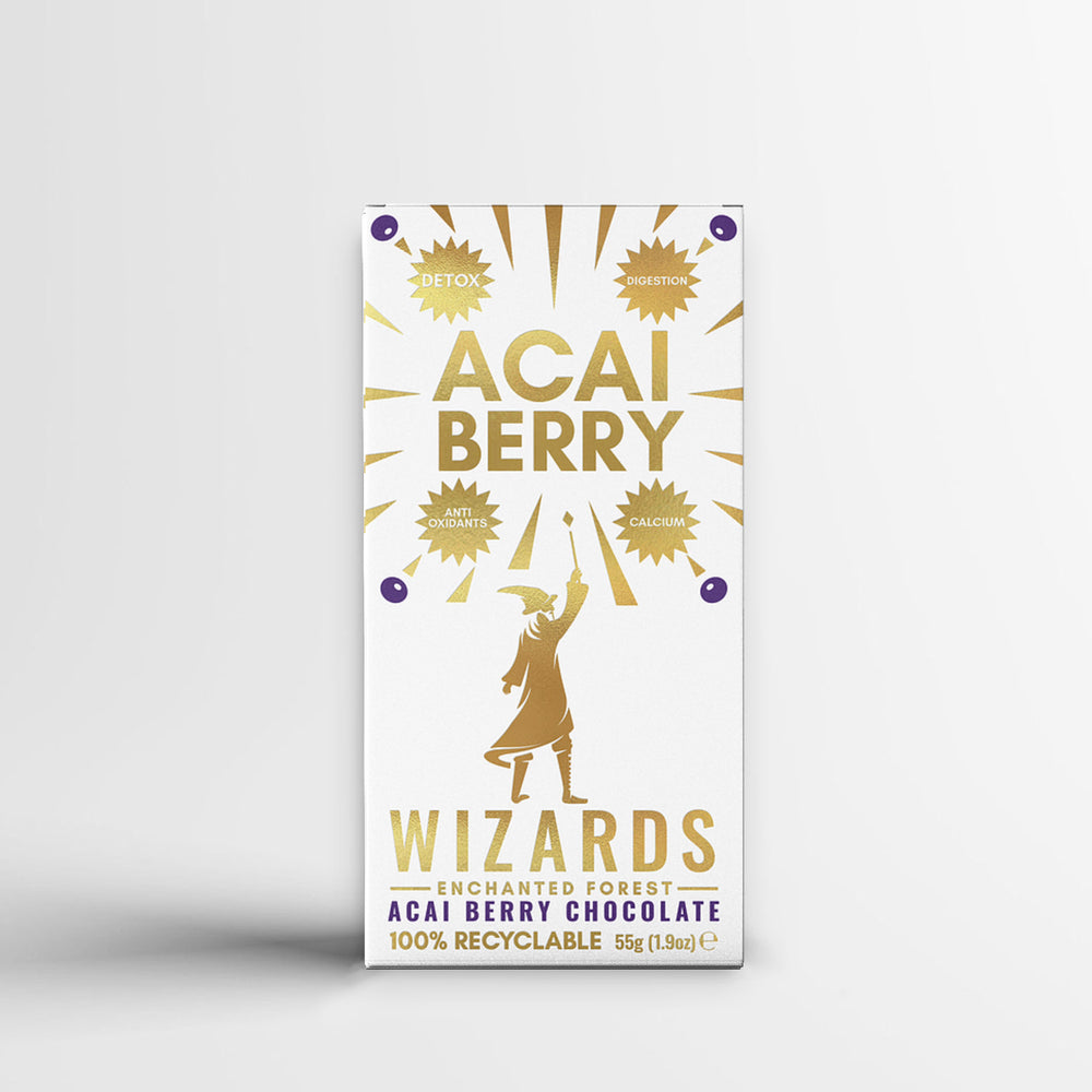 The Wizards Enchanted Forest - Acai Berry