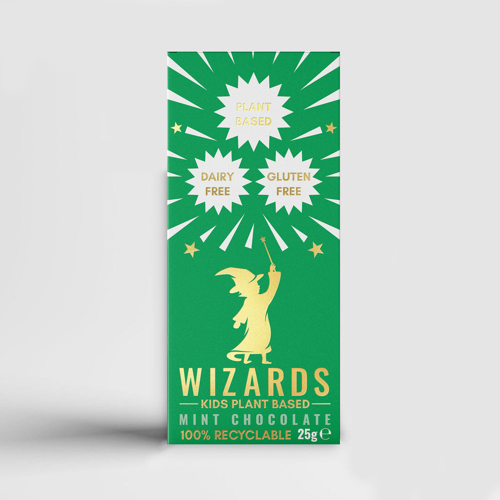 The Wizards Kids - Plant Based Mint