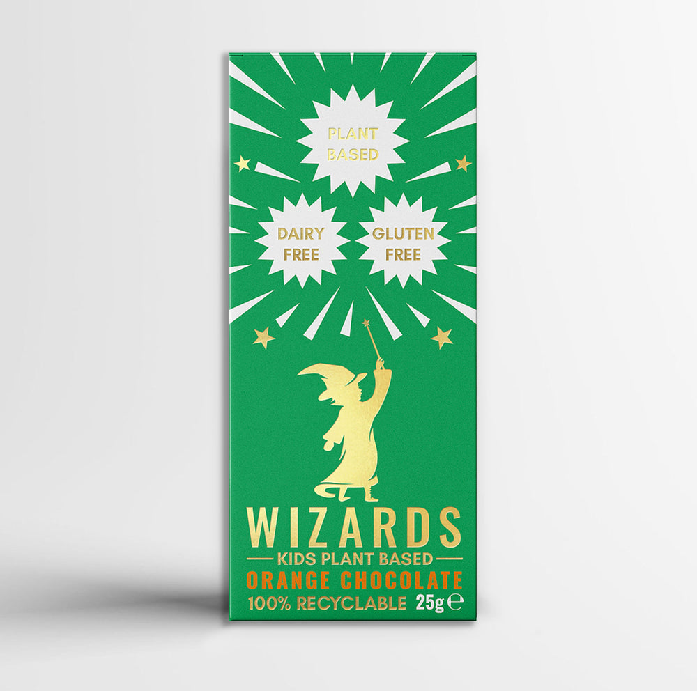 The Wizards Kids - Plant Based Orange