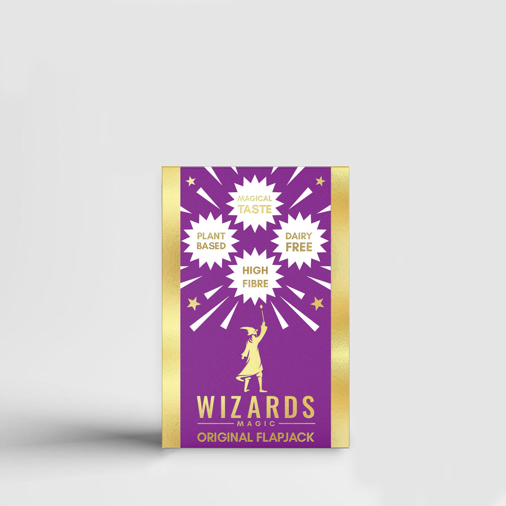 The Wizards Magic Flapjack