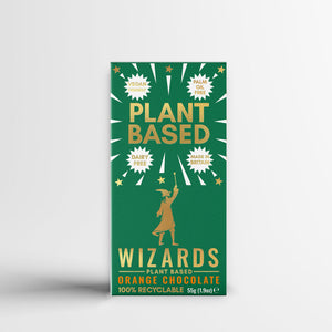 Load image into Gallery viewer, The Wizards Magic Plant Based - Orange Chocolate