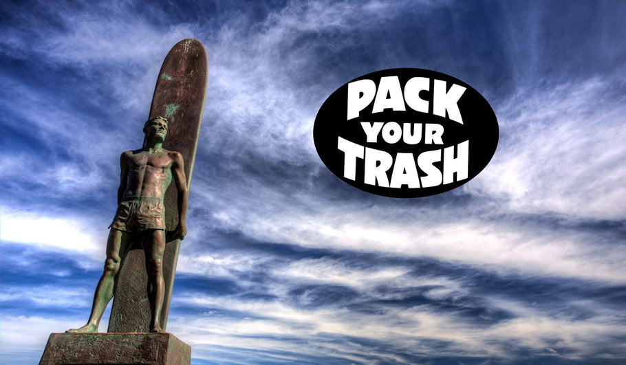 Pack Your Trash New Site  Launched!!!!