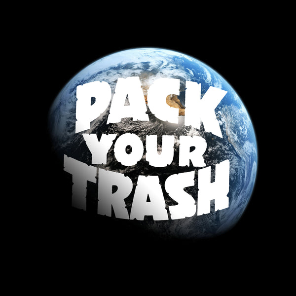 Pack Your Trash Planet!
