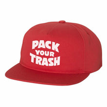 "Load image into Gallery viewer, Classic ""Logo""Unstructured Five Panel Snapback Cap"