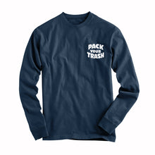 "Load image into Gallery viewer, ""Snow Geek"" Mens L/S Tee"