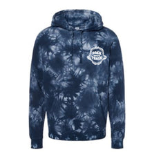 "Load image into Gallery viewer, ""Jaw"" Tie Dye P/O Hoody"