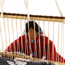 Load image into Gallery viewer, Navajo Lady Weaver
