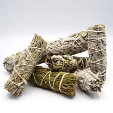 Load image into Gallery viewer, Large White sage smudge-stick
