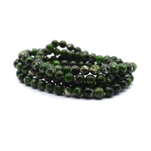 Load image into Gallery viewer, Diopside Beaded Bracelet