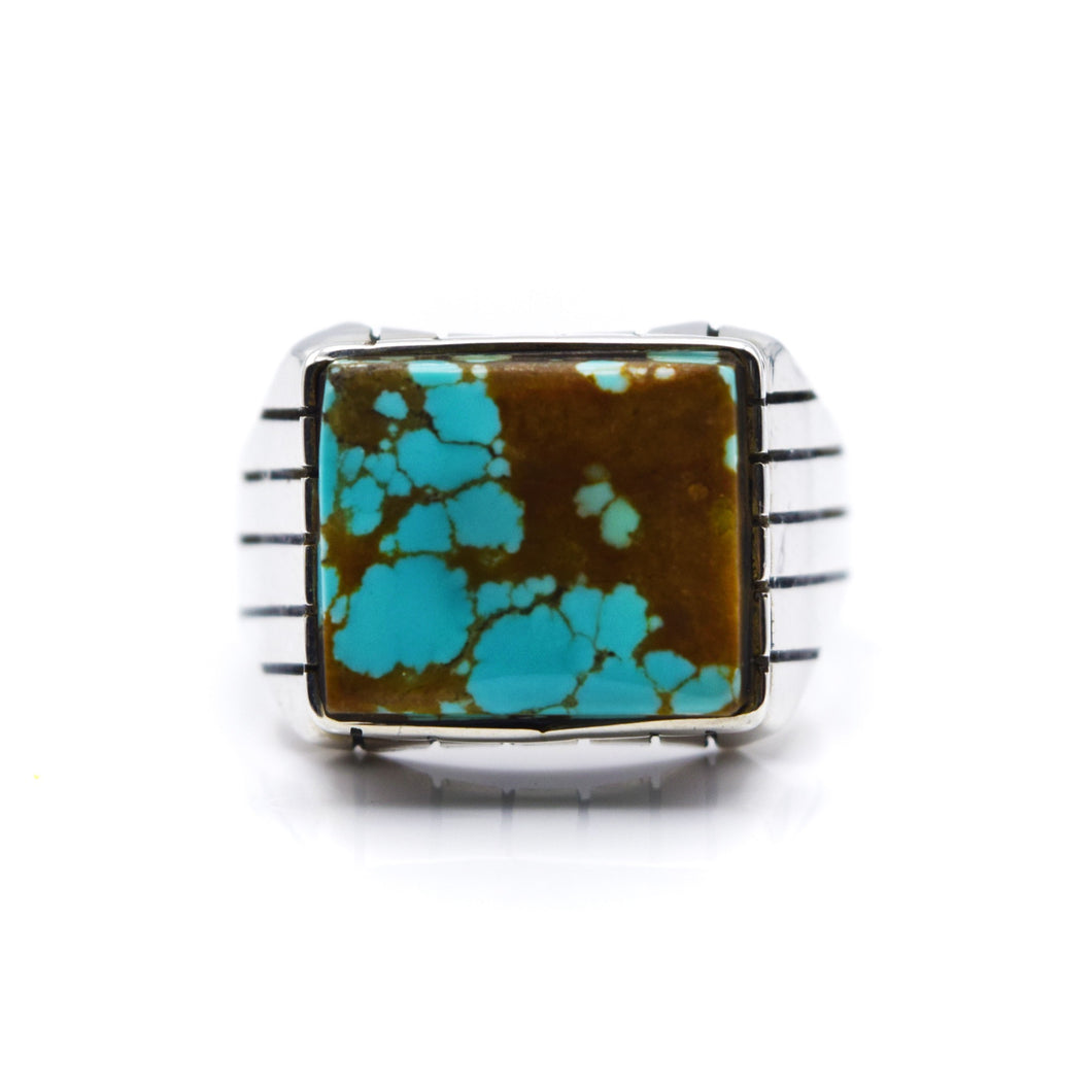 Navajo, 925 Silver Turquoise Ring